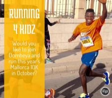Support our team in the Palma marathon Image 1